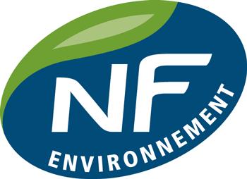 Logo de la marque NF-Environnement