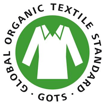 Logo du label GOTS