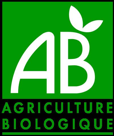 Logo français de l'agriculture biologique